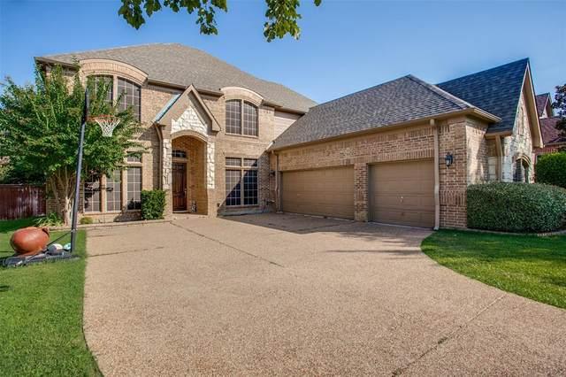 3207 Vista Lake Circle, Mansfield, TX 76063 (MLS #14481913) :: Team Hodnett