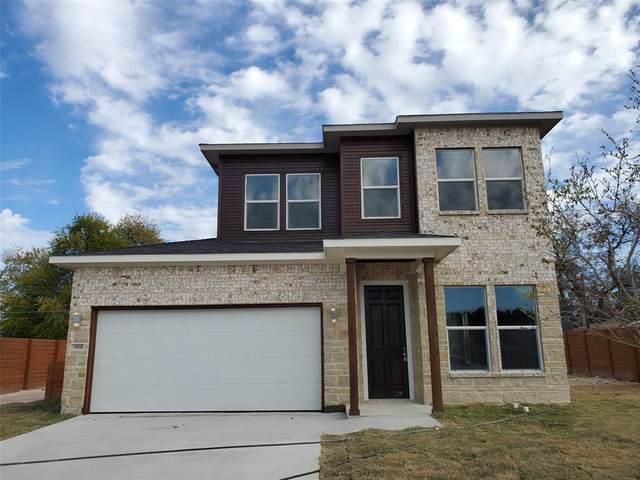 3810 Sam Circle, Dallas, TX 75233 (MLS #14482232) :: Premier Properties Group of Keller Williams Realty