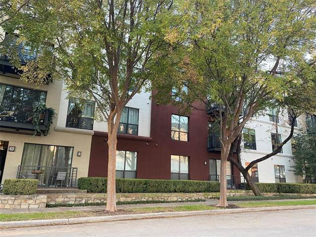 4605 Cedar Springs Road #229, Dallas, TX 75219 (MLS #14482248) :: Premier Properties Group of Keller Williams Realty