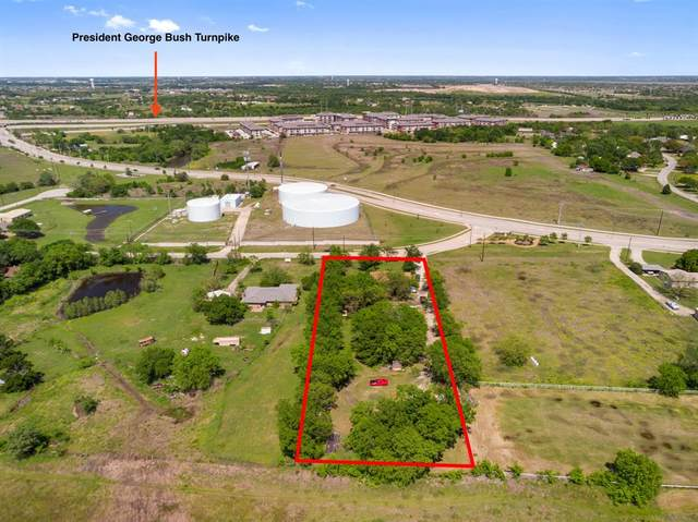 9513 Merritt Road, Rowlett, TX 75089 (MLS #14482340) :: The Kimberly Davis Group