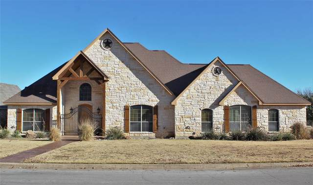 1201 Prairie Wind Boulevard, Stephenville, TX 76401 (MLS #14482474) :: The Property Guys