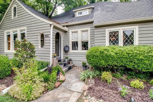 306 Harbin Avenue, Waxahachie, TX 75165 (MLS #14482635) :: Robbins Real Estate Group