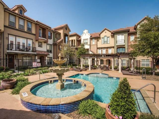 1543 Camino Lago #31, Irving, TX 75039 (MLS #14482691) :: EXIT Realty Elite
