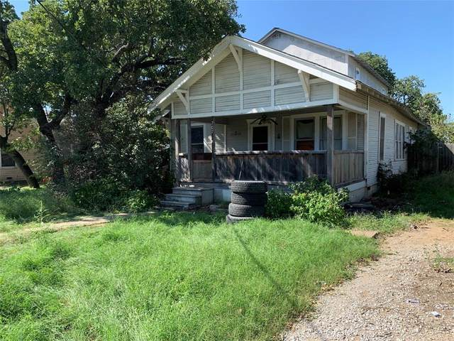 707 S Halbryan Street, Eastland, TX 76448 (MLS #14482966) :: The Mauelshagen Group