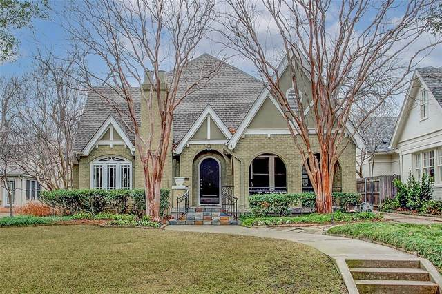 2204 Huntington Lane, Fort Worth, TX 76110 (MLS #14482973) :: The Mauelshagen Group