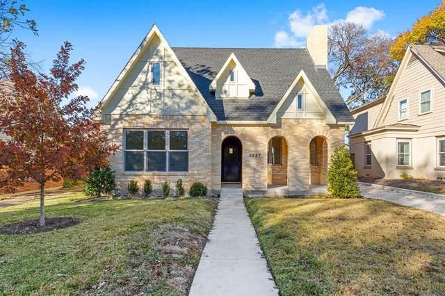 5627 Vanderbilt Avenue, Dallas, TX 75206 (MLS #14482982) :: Robbins Real Estate Group