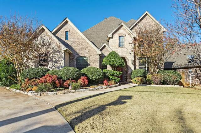 7929 Green Valley Drive, North Richland Hills, TX 76182 (MLS #14483014) :: The Heyl Group at Keller Williams