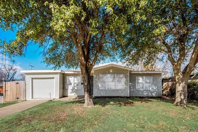 5513 Ramey Avenue, Fort Worth, TX 76112 (MLS #14483051) :: The Rhodes Team