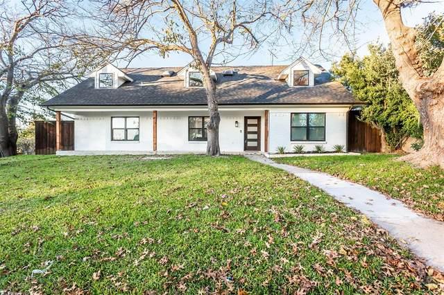 9805 Estate Lane, Dallas, TX 75238 (MLS #14483130) :: Robbins Real Estate Group