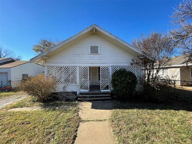 1442 Beech Street, Abilene, TX 79601 (MLS #14483253) :: Feller Realty