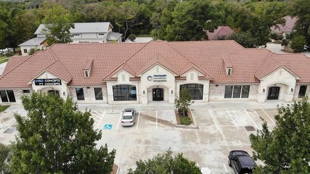 610 S Watters Road #130, Allen, TX 75013 (MLS #14483354) :: The Kimberly Davis Group