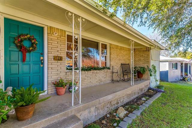 544 June Drive, White Settlement, TX 76108 (MLS #14483526) :: All Cities USA Realty