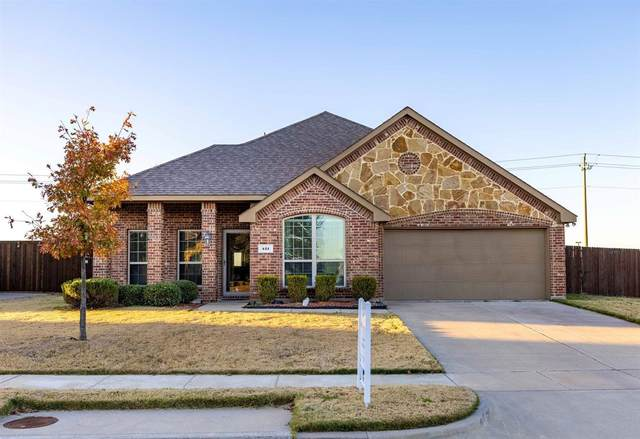 421 Temple Trail, Forney, TX 75126 (MLS #14483581) :: Real Estate By Design