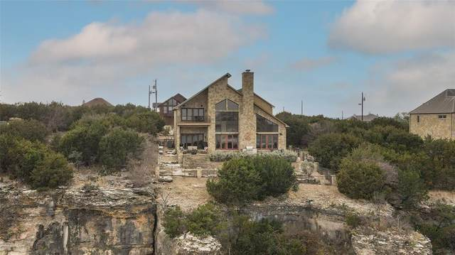 230 Oyster Bay, Possum Kingdom Lake, TX 76449 (MLS #14483596) :: Frankie Arthur Real Estate