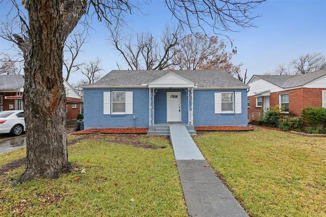 2701 W Bewick Street, Fort Worth, TX 76109 (MLS #14483719) :: Robbins Real Estate Group