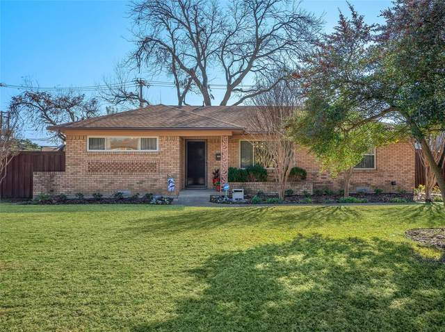 303 Nottingham Drive, Richardson, TX 75080 (MLS #14483735) :: The Good Home Team
