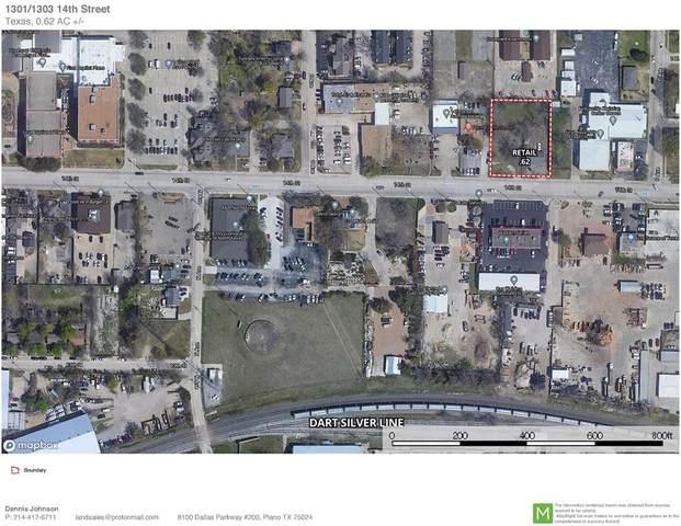 1601 W 14th Street, Plano, TX 75074 (MLS #14483837) :: Premier Properties Group of Keller Williams Realty