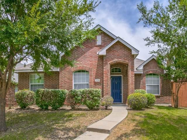 1219 Brook Ridge Avenue, Allen, TX 75002 (MLS #14483919) :: The Kimberly Davis Group