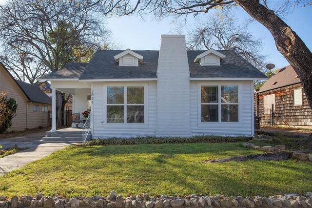 3821 W 5th Street, Fort Worth, TX 76107 (MLS #14483947) :: Frankie Arthur Real Estate