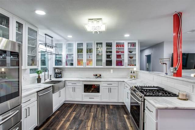 6713 John Drive, Richland Hills, TX 76118 (MLS #14483980) :: The Hornburg Real Estate Group