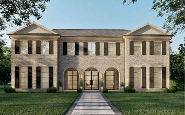 6404 Orchid Lane, Dallas, TX 75230 (MLS #14484063) :: Robbins Real Estate Group