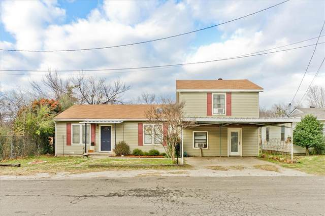 303 E Ford Street, Decatur, TX 76234 (MLS #14484113) :: All Cities USA Realty