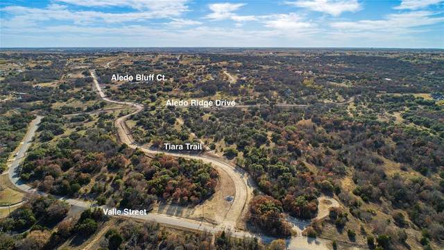 350 Tiara Trail, Aledo, TX 76108 (MLS #14484262) :: Real Estate By Design