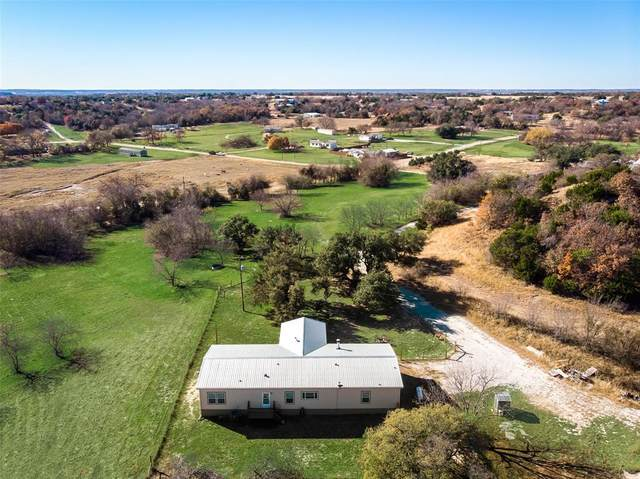 375 Victory Lane, Springtown, TX 76082 (MLS #14484293) :: Feller Realty