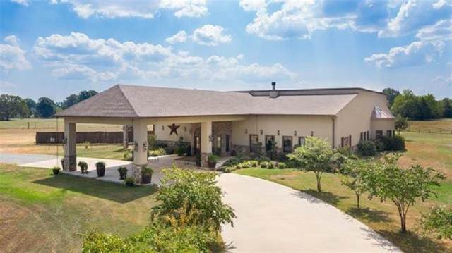 14278 State Hwy 322 N, Kilgore, TX 75662 (MLS #14484447) :: Keller Williams Realty