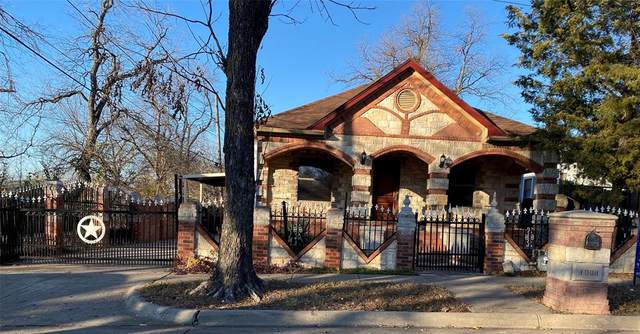 1008 W Cantey Street, Fort Worth, TX 76110 (MLS #14484449) :: The Star Team | JP & Associates Realtors