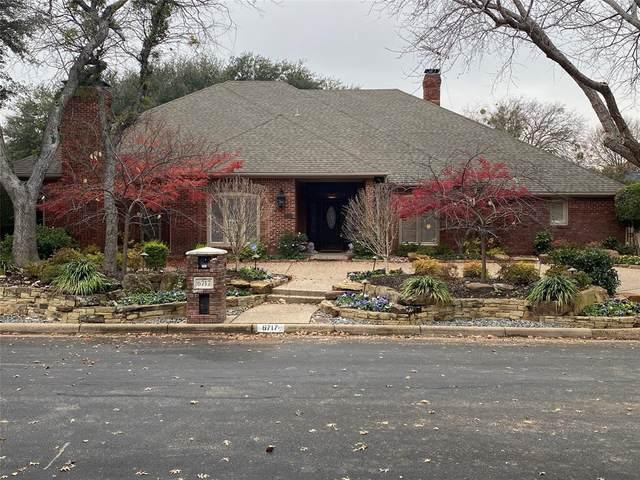 6717 Ashbrook Drive, Fort Worth, TX 76132 (MLS #14484502) :: The Kimberly Davis Group