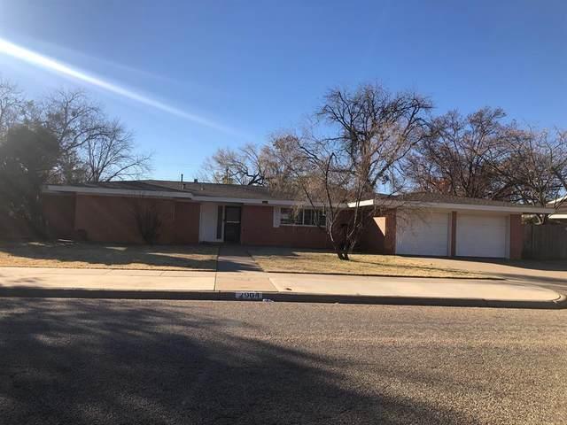 2904 35th Street, Snyder, TX 79549 (MLS #14484680) :: Frankie Arthur Real Estate
