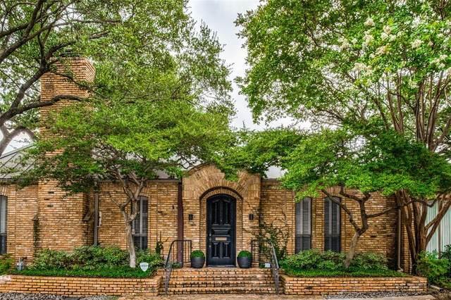 4940 Briarwood Place, Dallas, TX 75209 (MLS #14484795) :: The Kimberly Davis Group