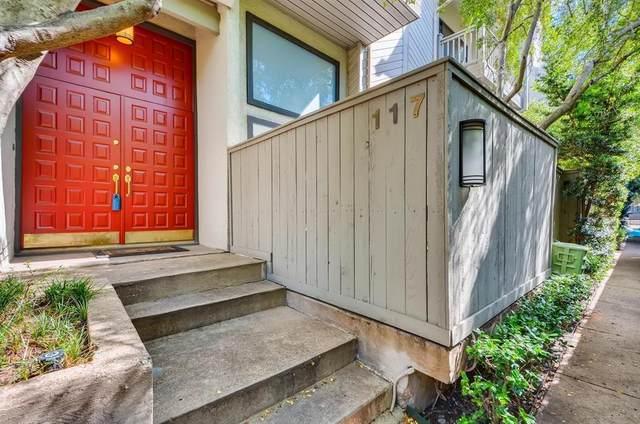 4310 Bowser Avenue #117, Dallas, TX 75219 (MLS #14484866) :: Craig Properties Group