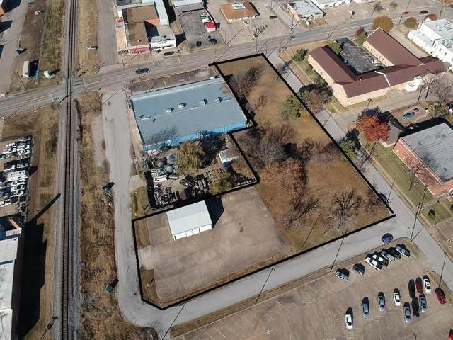 114 E Kimbrough Street, Mesquite, TX 75149 (MLS #14484880) :: Lyn L. Thomas Real Estate | Keller Williams Allen