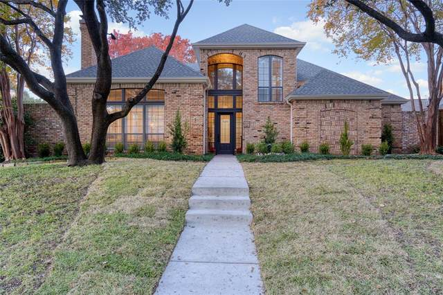 5129 Mustang Trail, Plano, TX 75093 (MLS #14484897) :: The Heyl Group at Keller Williams