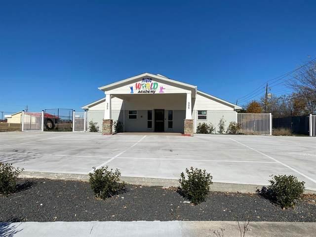 505 Ridgemont Drive, Allen, TX 75002 (MLS #14484908) :: The Kimberly Davis Group