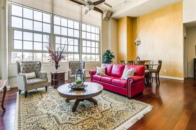 2600 W 7th Street #2700, Fort Worth, TX 76107 (MLS #14484911) :: The Hornburg Real Estate Group