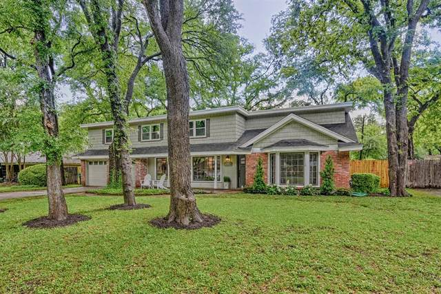3229 Tanglewood Trail, Fort Worth, TX 76109 (MLS #14484912) :: The Mauelshagen Group