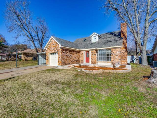 3103 11th Street, Mineral Wells, TX 76067 (MLS #14484921) :: Frankie Arthur Real Estate