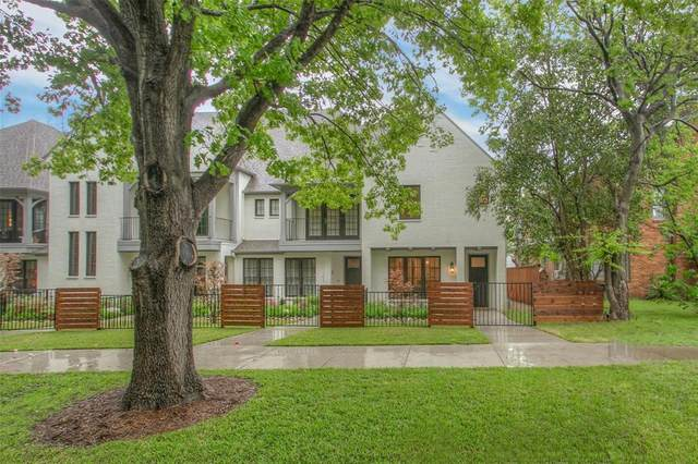 505 Monticello Drive, Fort Worth, TX 76107 (MLS #14485031) :: Robbins Real Estate Group