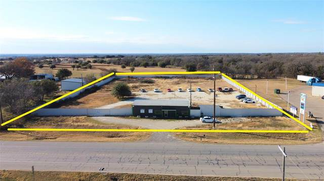 1555 State Highway 22, Whitney, TX 76692 (#14485046) :: Homes By Lainie Real Estate Group