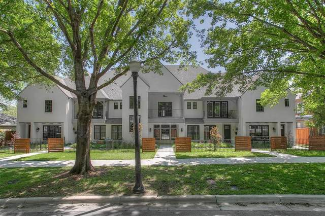 509 Monticello Drive, Fort Worth, TX 76107 (MLS #14485055) :: Robbins Real Estate Group