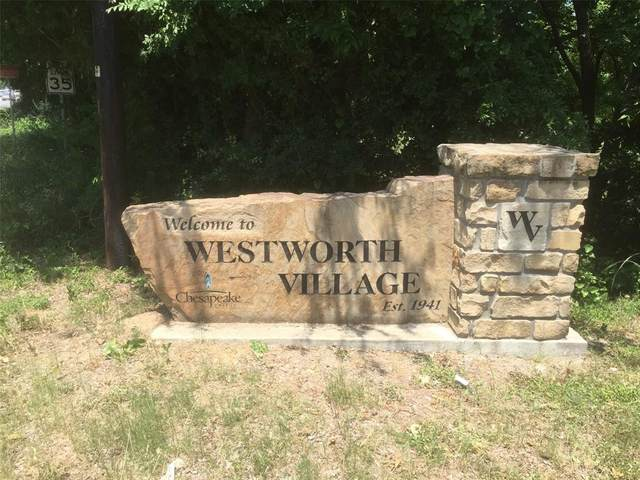 6049 Bridgecreek Way, Westworth Village, TX 76114 (MLS #14485127) :: The Mitchell Group
