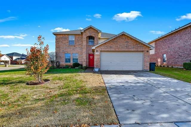 1201 Saltgrass Drive, Crowley, TX 76036 (MLS #14485345) :: The Hornburg Real Estate Group