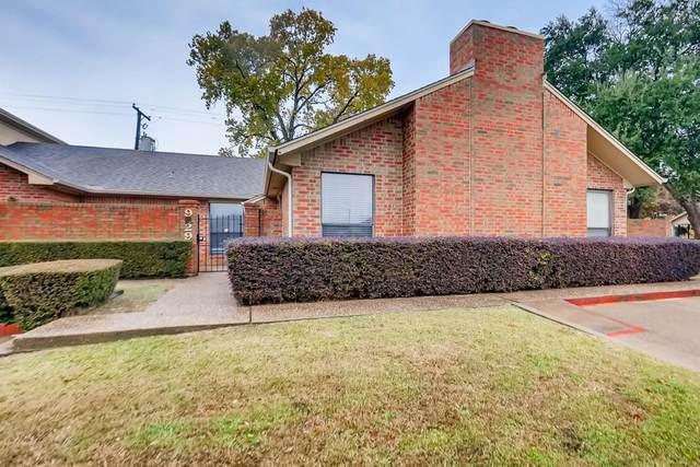 929 Cedarland Boulevard, Arlington, TX 76011 (MLS #14485567) :: The Tierny Jordan Network