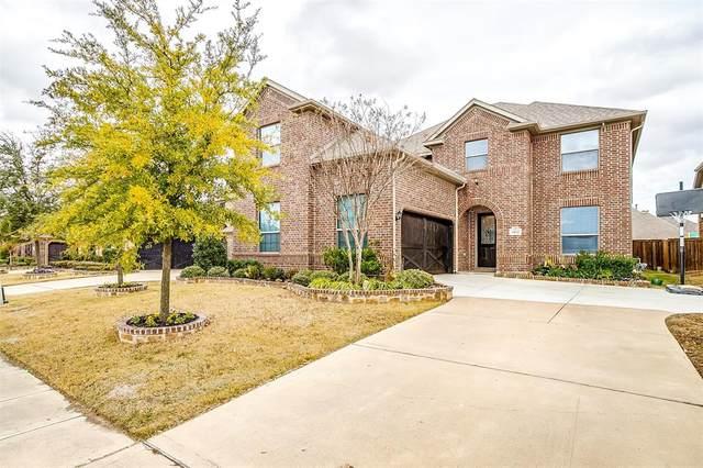1813 Goldenrod Lane, Keller, TX 76248 (MLS #14485908) :: The Kimberly Davis Group