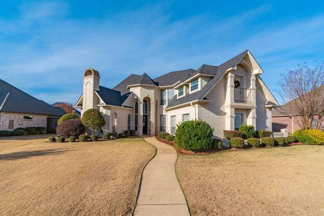 3315 Darnell Drive, Paris, TX 75462 (MLS #14485929) :: The Mitchell Group