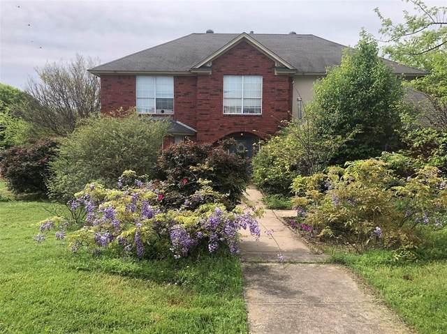 5701 Sea Breeze Lane, Fort Worth, TX 76135 (MLS #14486010) :: Team Hodnett