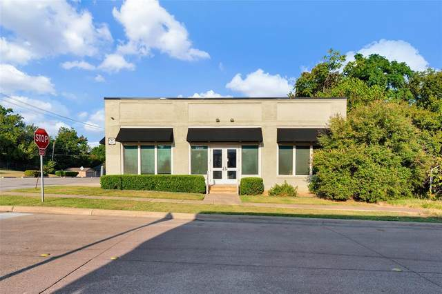 2260 College Avenue, Fort Worth, TX 76110 (MLS #14486028) :: The Kimberly Davis Group